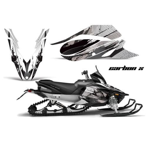 Комплект графики AMR Racing Carbon X (Yamaha Apex)