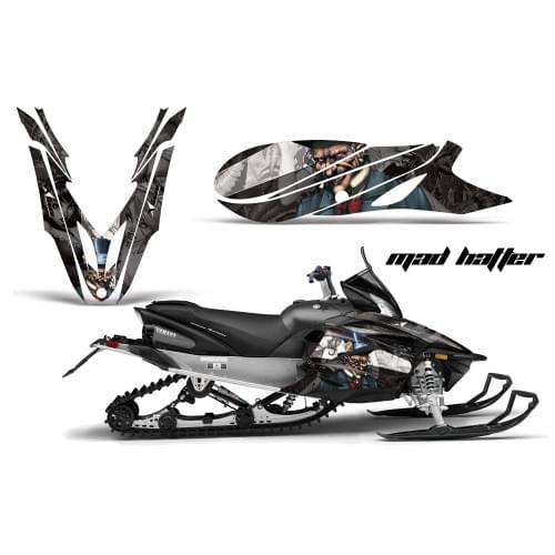 Комплект графики AMR Racing Mad Hatter (Yamaha Apex)