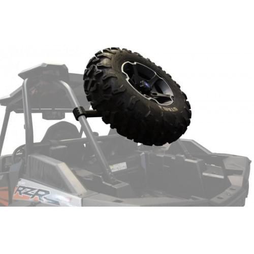 Кронштейн запасного колеса XRW Polaris RZR 1000 XP 110055019PR