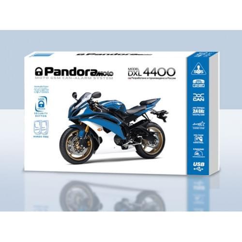 Мотосигнализация Pandora DXL 4400 Moto