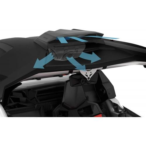 Комплект модуля вентиляции крыши PROVENT для Can am Maverick X3 715005279